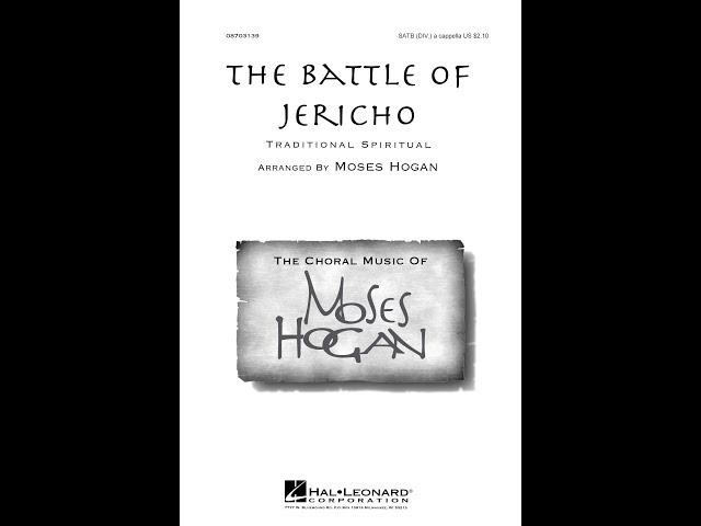 proving the battle of jericho A) the battle of jericho featured one of the most astounding miracles in the bible, proving that god stood with the israelites joshua's strict obedience to god is a key lesson from this story.