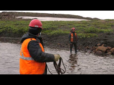 Ликвидация последствий экологической катастрофы в Норильске обсуждалась на совещании у В.Путина.