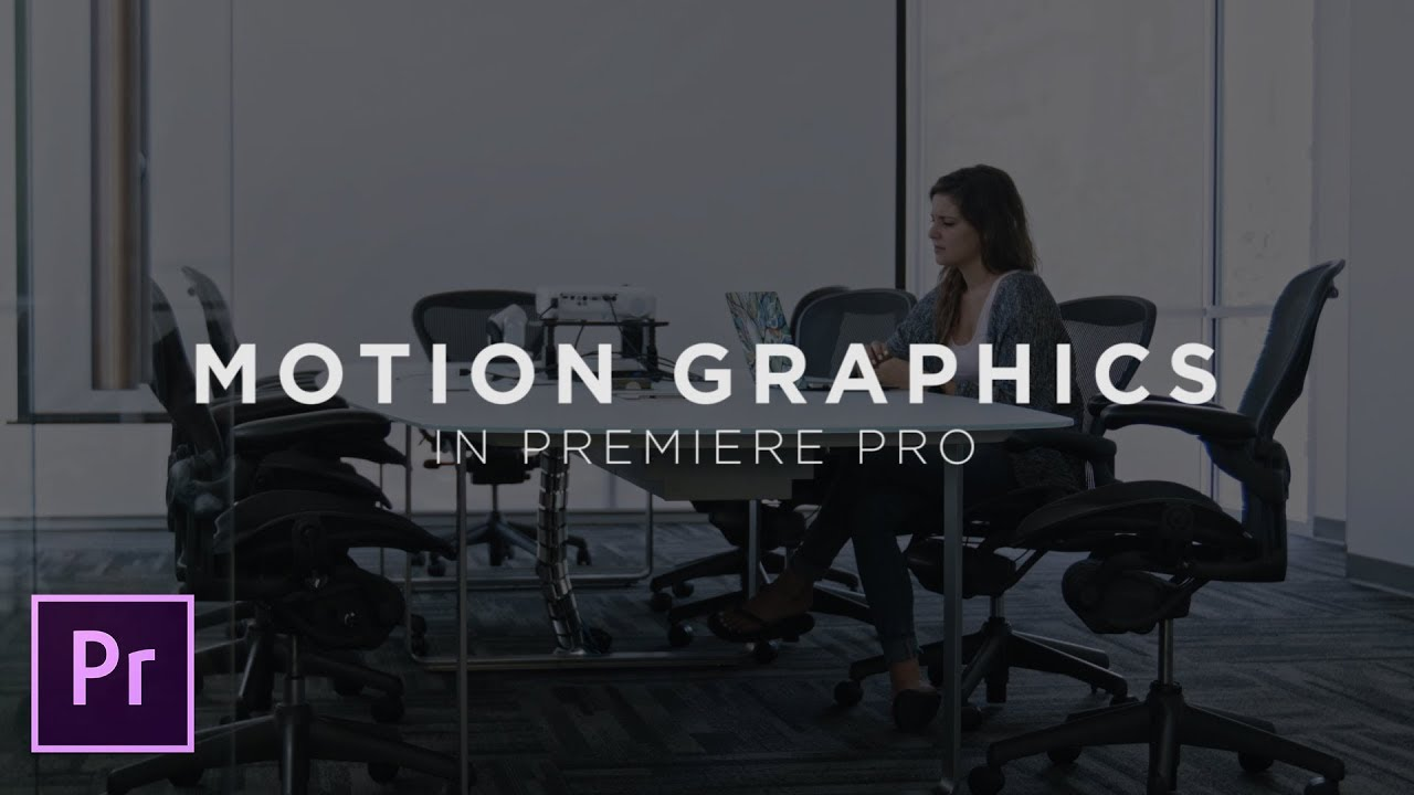 4 Great Motion Graphics Techniques in Adobe Premiere