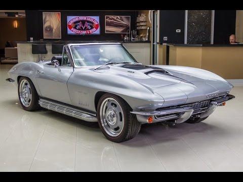 1964 Chevrolet Corvette Convertible For