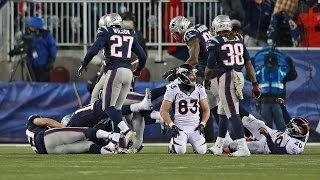 nfl week 12 highlights patriots top broncos in another epic tom brady vs peyton manning matchup