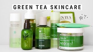 🍃 green tea is crazy good for your health and skin! 🍵 welcome to another k-beauty tuesday video :). in this i walk you through the amazing cou...