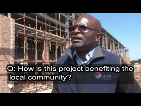 Pepsi Zimbabwe US$30m Bottling Plant creates 300+ jobs for Zimbabweans