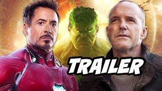 Agents Of SHIELD Season 6 Trailer Avengers Endgame Easter Eggs Breakdown