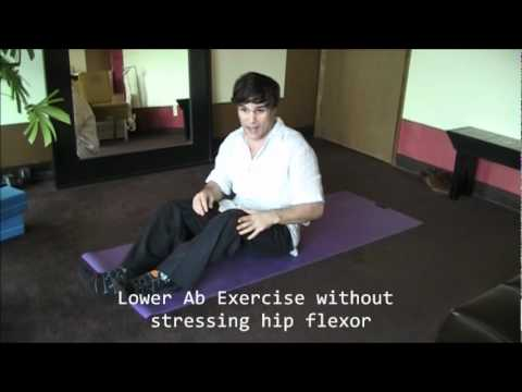 West Hollywood Chiropractic: How to Work Out Lower Abs to  Relieve Low Back and Hip Pain