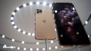 Apple Shows Off Three New iPhones, TV+, Apple Watch