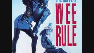 Wee papa girl Rappers Wee rule( PETER HEET HET OVERLEEFT XD)