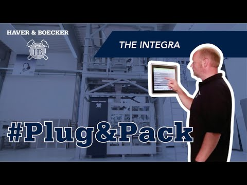 INTEGRA® ISF1 FFS EDITION - Plug & Pack Your Granules In PE
