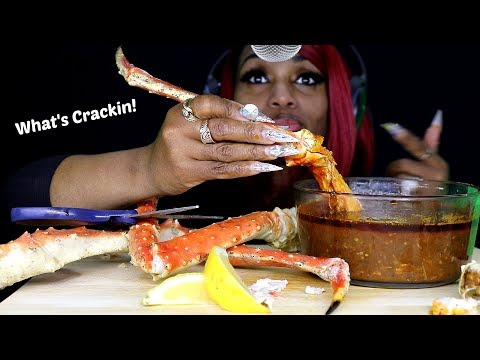 ASMR SEAFOOD BOIL NO TALKING
