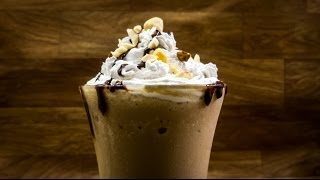 Nutty Mc Frappe Recipe - Cooking For Mom / Mothers Day #7daysformom