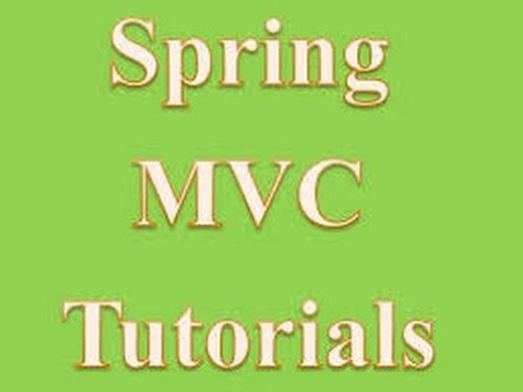 how to make spring mvc project in eclipse