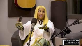 The Joe Budden Podcast Goes To Nicki Minaj's Queen Radio