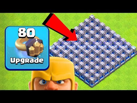 105 MILLION Into WALLS!?  RIDICULOUS!  TH12 Farm To Max | Clash Of Clans