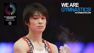 FULL REPLAY: Men's All Around Final - Glasgow 2015 Artistic Worlds - We are Gymnastics !