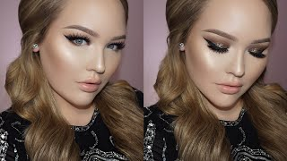 NICKI MINAJ Inspired Bold Winged Liner & Glitter Makeup thumbnail