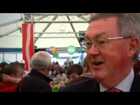 Why Sean O'Rourke loves the National Ploughing Championships.