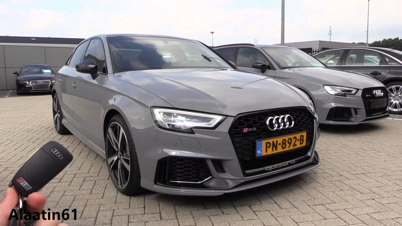 Audi rs3 2018 review youtube