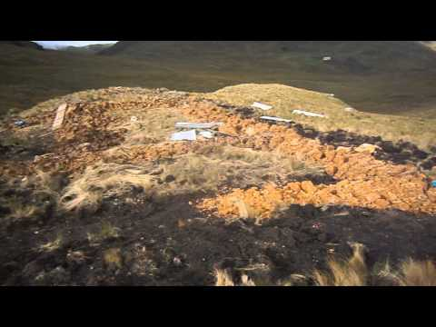 Property Destruction And Intimidation Of Peasant Family By Yanacocha Mining Company