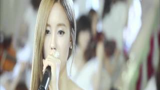 07.07.2012 [MusicC] T-ARA: Don't Leave & Day By Day (Comeback Stage)