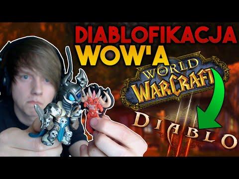 Diablofikacja World of Warcraft w Legionie