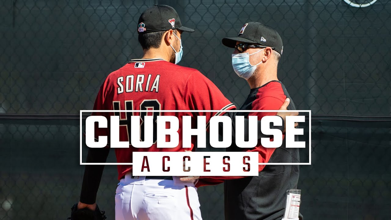 "Clubhouse Access | Season 3 Ep. 1 ""Reporting for Duty"" - Arizona Diamondbacks"