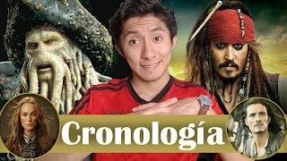 Piratas Del Caribe Cronología Todas Las Películas Lo Que Necesitas Saber Spoilers Youtube