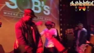 Ab-Soul @ SOB's NY - Pt.6/9 - Angels (w/ A$AP Rocky) w/ ASAP Rocky