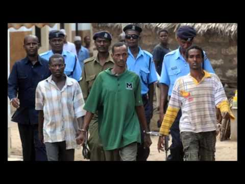 Kenyan Man Found Guilty In Murdering British Tourist