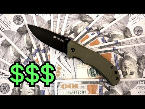 Knife Reviews Suck: Money, Money Money!