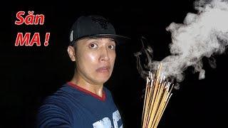 NTN - Thử Thách Săn Ma Nghĩa Địa Lúc Nửa Đêm (Hunting ghost at cemetery in midnight)
