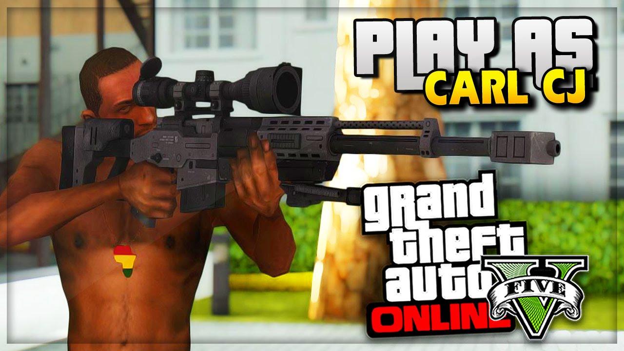 Gta  Play As Cj Mod Development For Pc Gta  Dlc Wish Gta San Andreas Gameplay Youtube