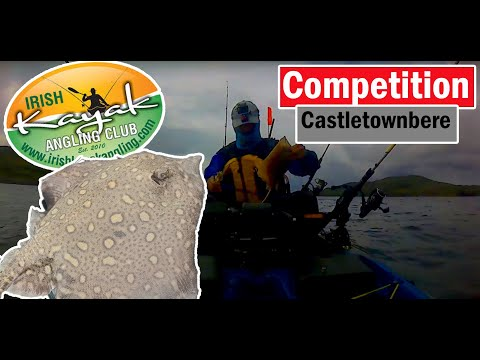 Irish Kayak Angling Club 2019 Competition Castletownbere
