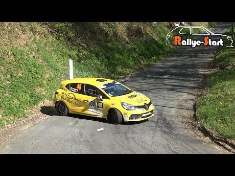 Rallye Lyon-Charbonnières 2018 [HD] - Rallye-Start