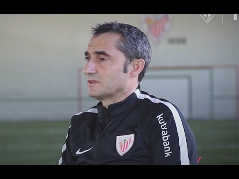 Elkarrizketa Ernesto Valverderekin / Entrevista a Ernesto Valverde