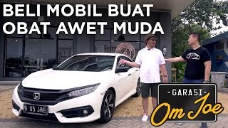 REVIEW HONDA CIVIC TURBO | GARASI OM JOE