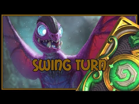 Hearthstone: Swing Turn (dragon Priest)
