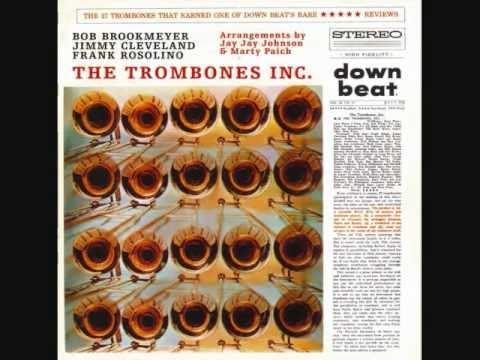 The Trombones Inc - Old Devil Moon