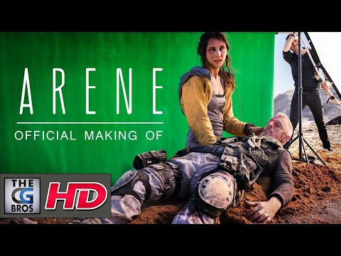 "CGI & VFX Making of : ""Arene"" - by 3D College Denmark and Henrik Bjerregaard Clausen 