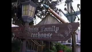 Disneyland's Swiss Family Tree House 1997