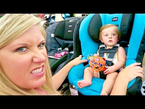 CHOOSING THE RIGHT CAR SEAT!