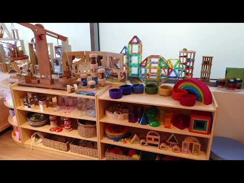 Modern Teaching Aids Showroom Tour - Early Years Learning Environments