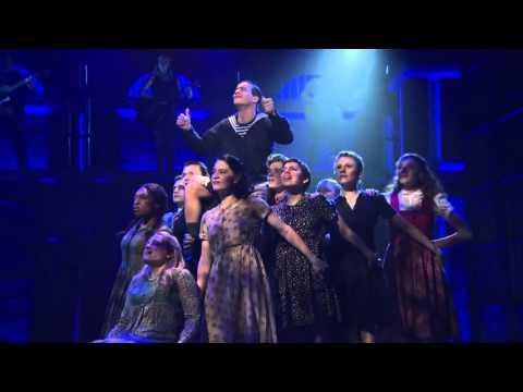 Spring Awakening Cast Perform Touch Me Late Night w/Seth Meyers #TreshelleEdmond