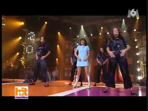 Alizée - J'ai Pas Vingt Ans Live (2003-06-07 - Hit Machine - M6)