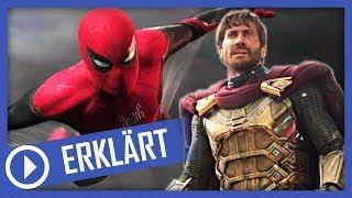 Wann spielt Spider-Man: Far From Home? 5 Fragen zum Trailer | Trailer-Analyse