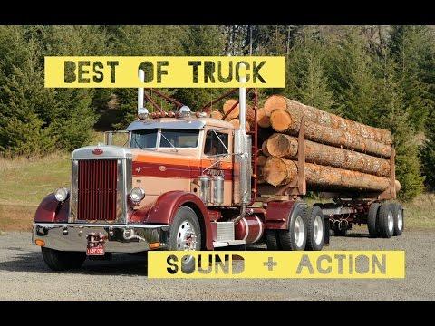 BEST of TRUCK ( SOUND + ACTION ) (HD)