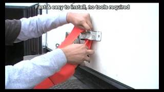 Truck Door Pull Down Strap (http://www.forearm-forklift.com/TruckDoorPullDownStrap.html)