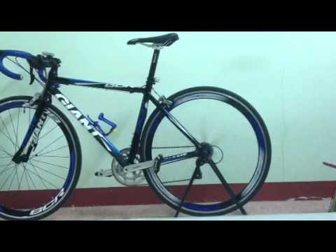 Giant SCR1 2014 test wheel
