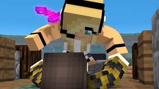 Best Psycho Girl vs Hacker Songs and Animations (Top Minecraft Songs )