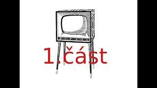 Oprava elektronkové televize Tesla Korund 1.díl- vyčištění, diagnostika