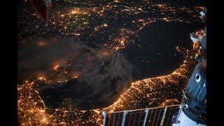 ISS Timelapse - Adriatic Coastline (02 Agosto 2017)